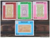 Poštovní známky Paraguay 1990 LOH Barcelona Mi# 4445-48