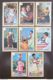 Poštovní známky Rwanda 1975 Mezinárodní rok žen Mi# 724-31