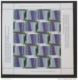 Poštovní známky Nizozemí 1990 Vánoce Mi# 1395 Bogen