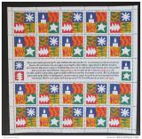 Poštovní známky Nizozemí 1994 Vánoce Mi# 1528-29 Bogen