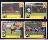 Poštovní známky Papua Nová Guinea 2004 Národní team Mi# 1084-87