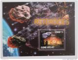 Poštovní známka Guinea-Bissau 2010 Asteroidy Mi# Block 741