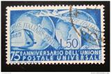 Poštovní známky Itálie 1949 Výročí UPU Mi# 772