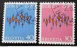 Poštovní známky Švýcarsko 1972 Evropa CEPT Mi# 969-70