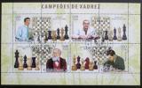 Poštovní známky Guinea-Bissau 2006 Šachy Mi# 3450-53