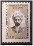 Poštovní známka Uzbekistán 1996 Abdurauf Fitrat Mi# 128 Kat 10€