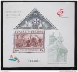 Poštovní známky Španělsko 1992 Objevení Ameriky Mi# Block 44