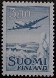 Poštovní známka Finsko 1974 Letadlo Mi# 579