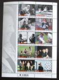 Poštovní známky Nizozemí 2003 Královna Beatrix Mi# 2178-87