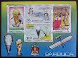 Poštovní známky Barbuda 1978 Výročí a události Mi# Block 39
