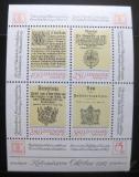 Poštovní známka Dánsko 1985 HAFNIA výstava Mi# Block 4