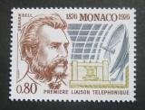 Poštovní známka Monako 1971 Alexander G. Bell Mi# 1221