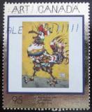 Poštovní známka Kanada 1999 Umění Mi# 1781