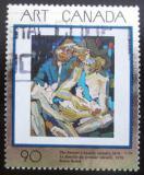 Poštovní známka Kanada 1998 Umění Mi# 1708
