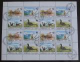 Poštovní známky Azerbajdžán 1994 Tetřívek, WWF Mi# 161-64 Kat 24€