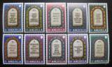 Poštovní známky Anguilla 1983 Deset přikázání Mi# 530-39 Kat 17€