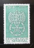 Poštovní známka Senegal 1962 Boj proti malárii Mi# 255