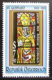 Poštovní známka Rakousko 1995 Svatý Genhard Mi# 2161