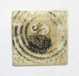 Poštovní známka Thurn a Taxis 1863 Nominální hodnota Mi# 31 Kat 35€