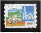 Poštovní známka Brazílie 1993 Curitiba Mi# 2514