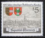 Poštovní známka Rakousko 1988 Klagenfurt Mi# 1930