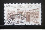 Poštovní známka Grónsko 1978 Založení Godthaabu Mi# 110