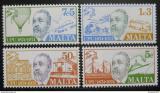 Poštovní známky Malta 1974 Století UPU Mi# 497-500