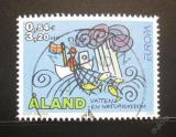 Poštovní známka Alandy 2001 Evropa CEPT Mi# 191