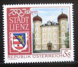 Poštovní známka Rakousko 1992 Linec Mi# 2070