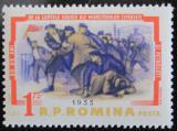 Poštovní známka Rumunsko 1963 Stávka v Grivitě Mi# 2125