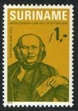 Poštovní známka Surinam 1979 Rowland Hill Mi# 882