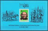 Poštovní známka Surinam 1980 Výstava LONDON Mi# Block 24