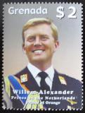 Poštovní známka Grenada 2005 Princ Willem-Alexander Mi# 5600