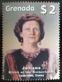 Poštovní známka Grenada 2005 Královna Juliana Mi# 5598