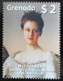 Poštovní známka Grenada 2005 Královna Wilhelmina Mi# 5597