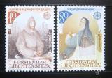 Poštovní známky Lichtenštejnsko 1983 Evropa CEPT Mi# 816-17