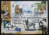 Poštovní známky Šalamounovy ostrovy 2013 Psi Mi# 1586-89
