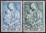 Poštovní známky Irsko 1954 Mariánský rok Mi# 120-21