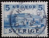 Poštovní známka Švédsko 1941 Královský palác Mi# 285 B