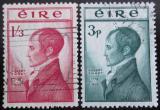 Poštovní známky Irsko 1953 Robert Emmet Mi# 118-19