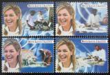 Poštovní známky Sierra Leone 2005 Mikrokredit Mi# 4857-60