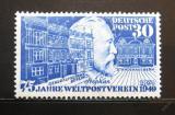 Poštovní známka Německo 1949 Výročí UPU Mi# 116 Kat 68€