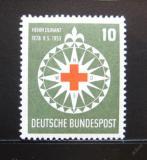Poštovní známka Německo 1953 Červený kříž Mi# 164 Kat 22€