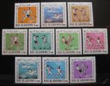 Poštovní známky Rás al-Chajma 1966 Arabské hry Mi# 113-22