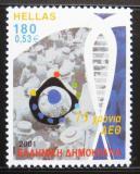 Poštovní známka Řecko 2001 Soluňský veletrh Mi# 2065