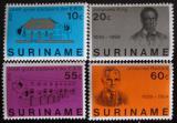 Poštovní známky Surinam 1978 Evangelický kostel Mi# 823-26