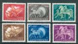 Poštovní známky Lucembursko 1954 Tradice Mi# 525-30