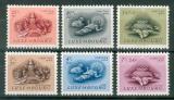 Poštovní známky Lucembursko 1955 Tradice Mi# 541-46