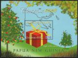 Poštovní známka Papua Nová Guinea 2008 Vánoce Mi# Block 74