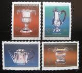 Poštovní známky JAR 1985 Poháry ze stříbra Mi# 678-81